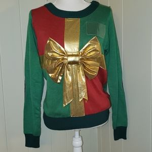 Tipsyelves Holiday Ugly Sweater